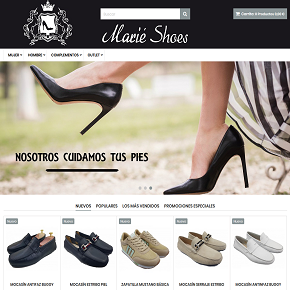 marie shoes online